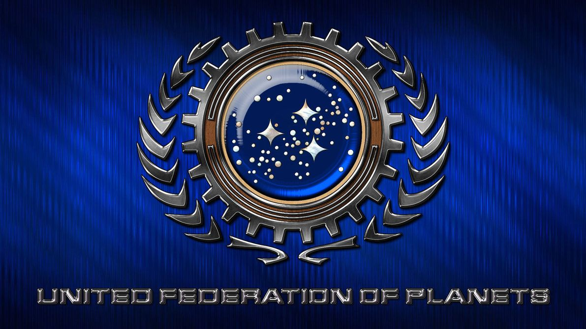 United Federation Of Planets Cracked World View