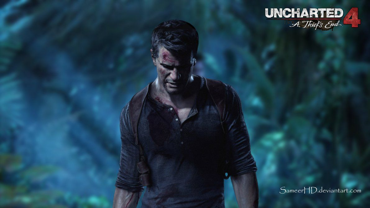 Nathan Drake Wallpapers Top Free Nathan Drake Backgrounds