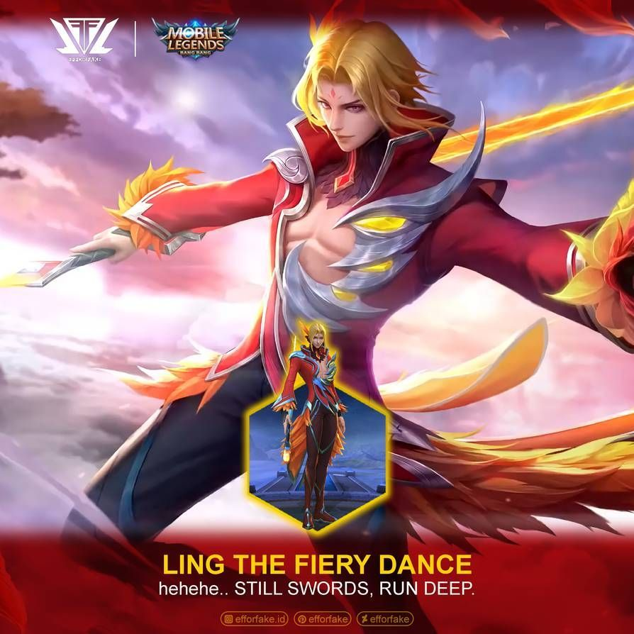 Ling Mobile Legend Wallpapers Top Free Ling Mobile Legend Backgrounds Wallpaperaccess