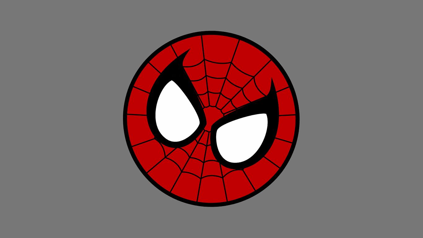 "1024x768 Spiderman Logo 1 #2843 Wallpaper | Game Wallpapers HD"">"