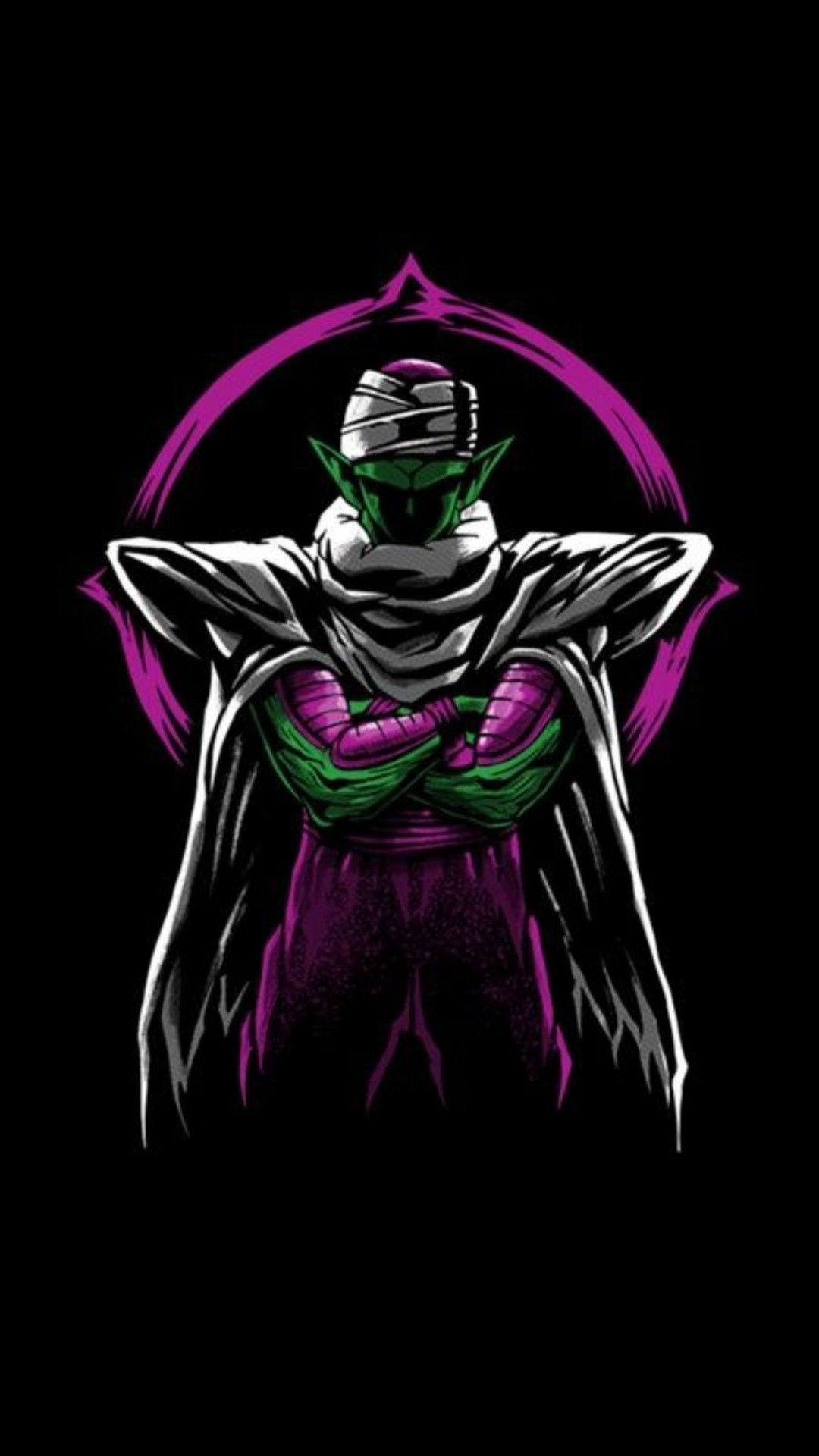 Piccolo Dbz Wallpapers Top Free Piccolo Dbz Backgrounds Wallpaperaccess