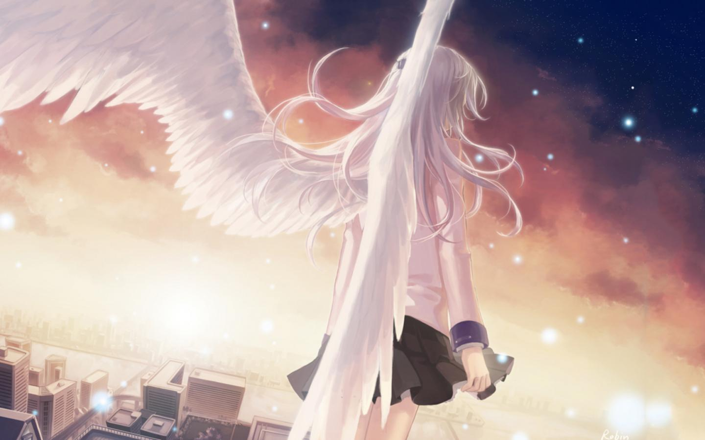 Angel Beats Wallpapers Top Free Angel Beats Backgrounds