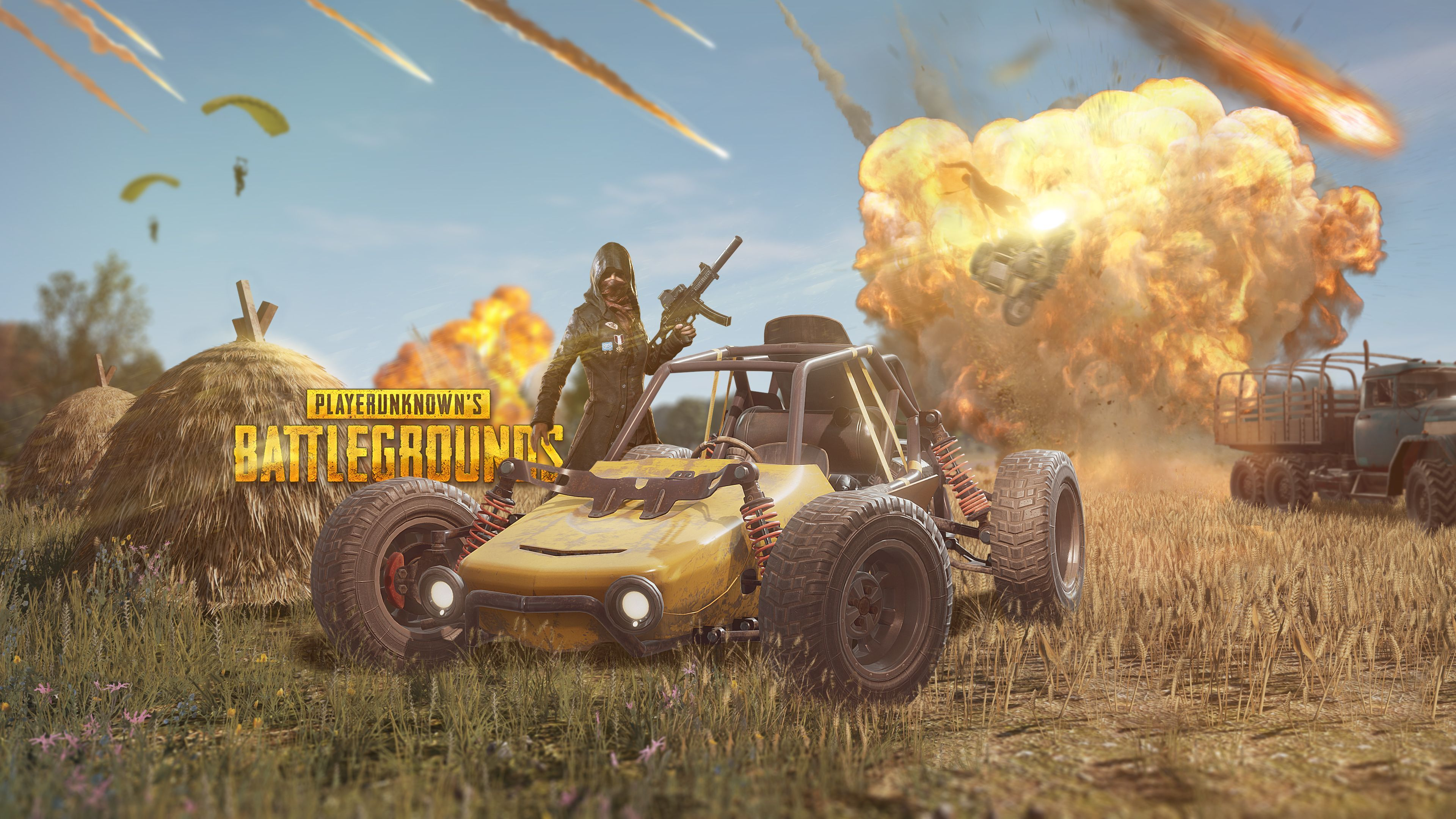 PUBG 4K Wallpapers Top Free PUBG 4K Backgrounds