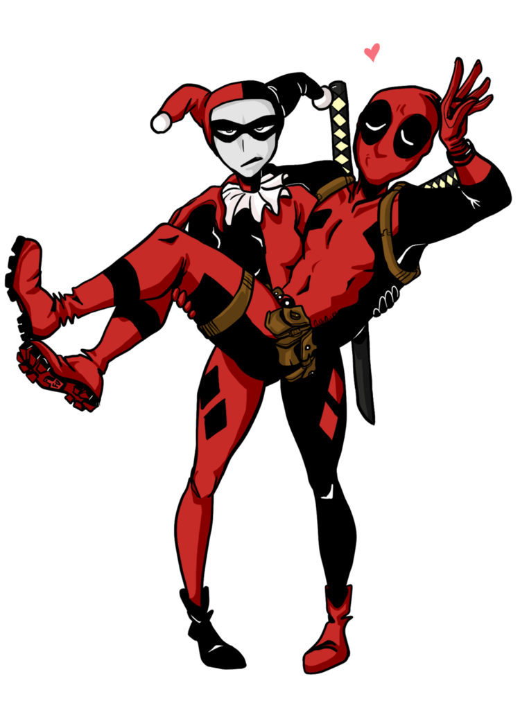 Steampunk Harley Quinn And Deadpool Wallpapers Top Free