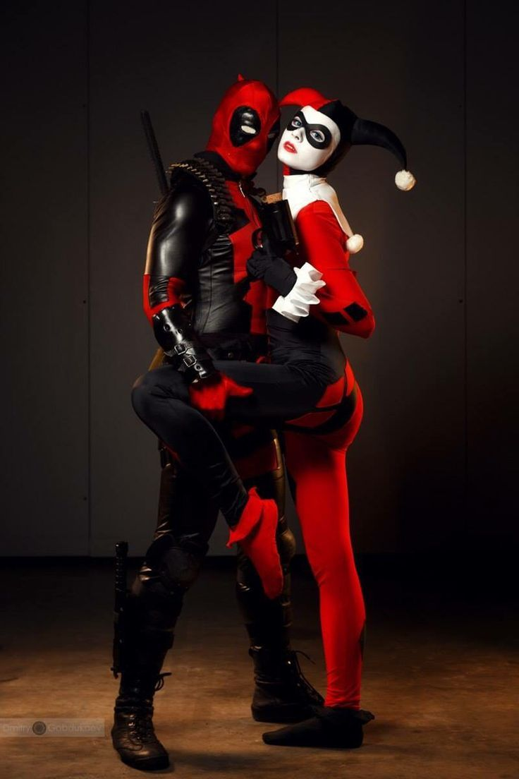 Steampunk Harley Quinn And Deadpool Wallpapers Top Free Steampunk