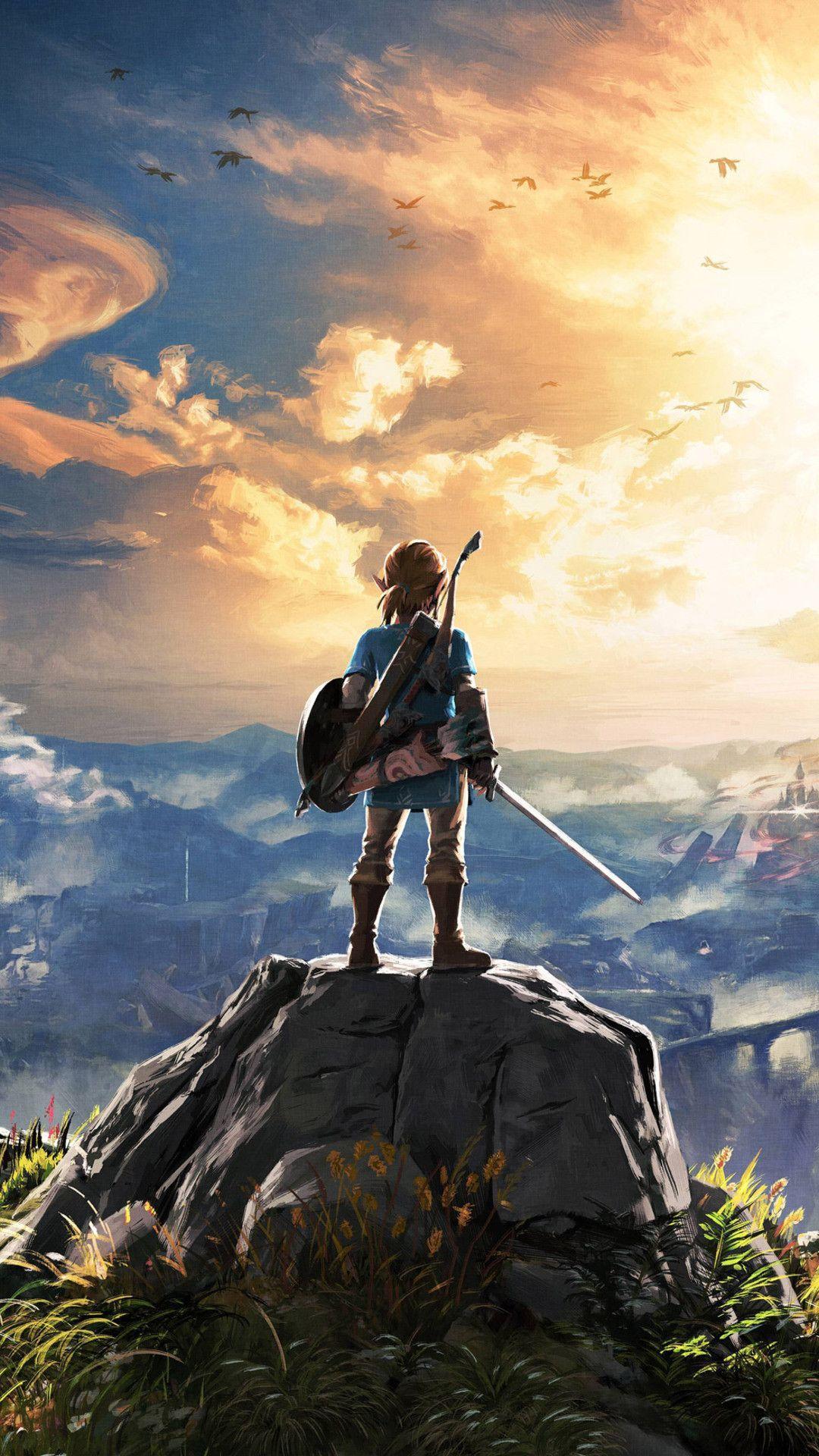 The Legend Of Zelda Iphone Wallpapers Top Free The Legend Of