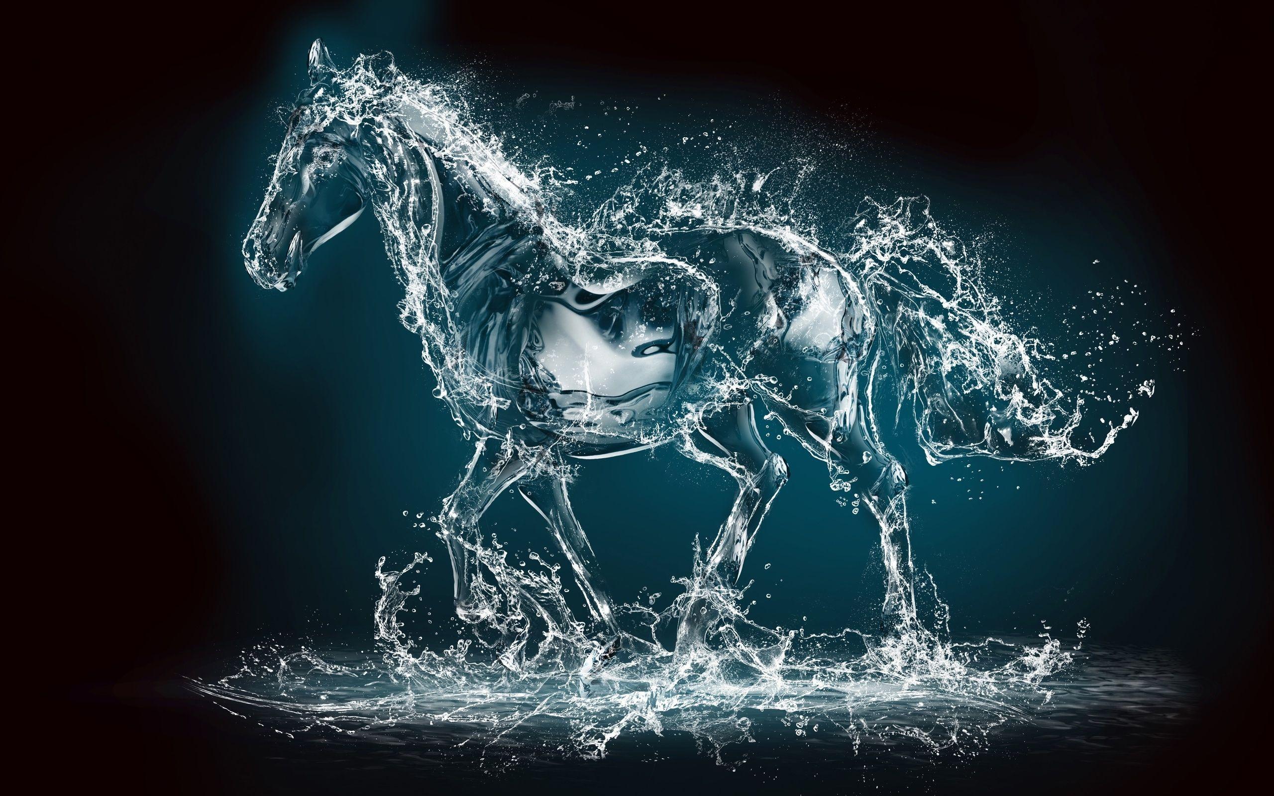 3d Fire Horse Wallpapers Top Free 3d Fire Horse Backgrounds Wallpaperaccess