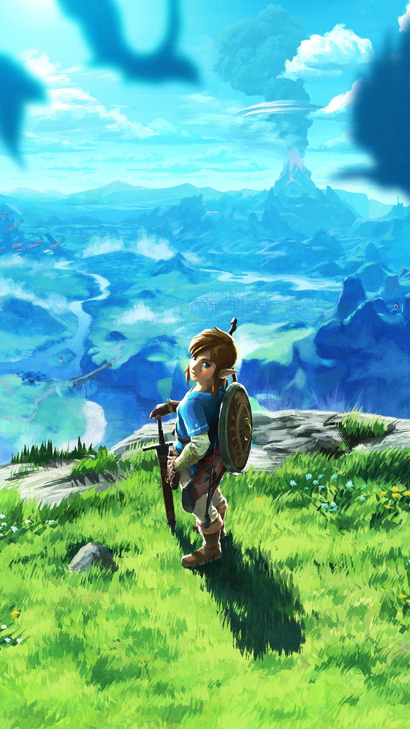 The Legend Of Zelda Iphone Wallpapers Top Free The Legend Of Zelda Iphone Backgrounds Wallpaperaccess