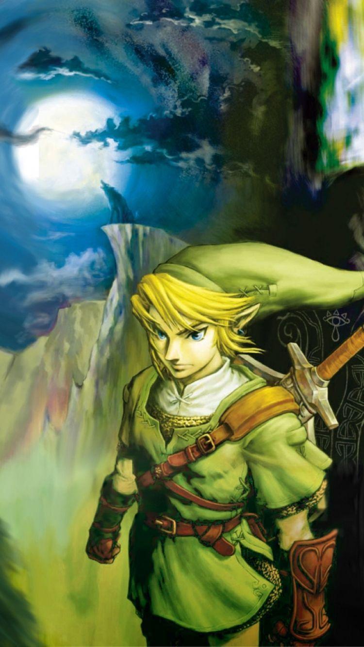 750x1334 Legend Of Zelda Majoras Mask Wallpapers Or Desktop Backgrounds