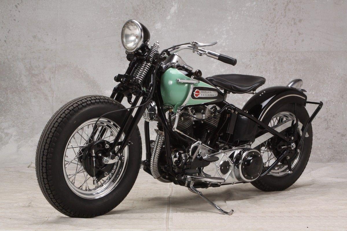 Old Harley Davidson: Vintage Harley-Davidson Wallpapers