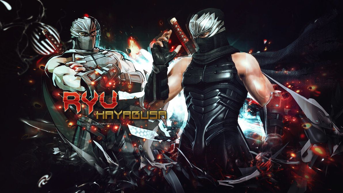 Ryu Hayabusa Wallpapers