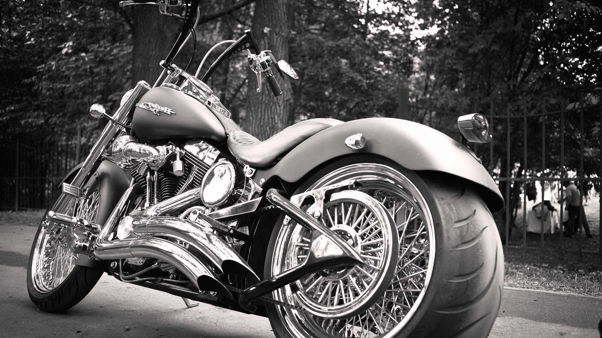Harley Davidson Wallpapers And Screensavers: Vintage Harley-Davidson Wallpapers