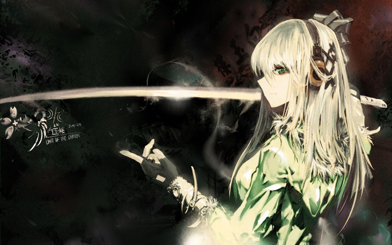 Dark Anime Girl Wallpapers Top Free Dark Anime Girl Backgrounds