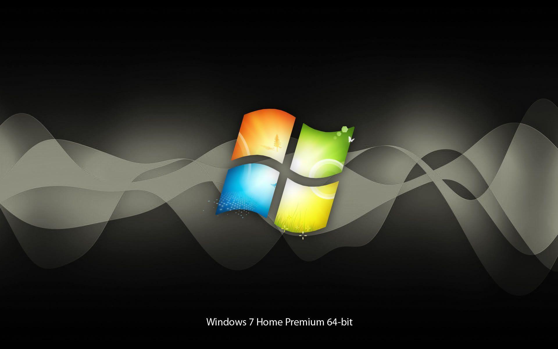 Technology Management Image: Windows 7 Professional Desktop Wallpapers