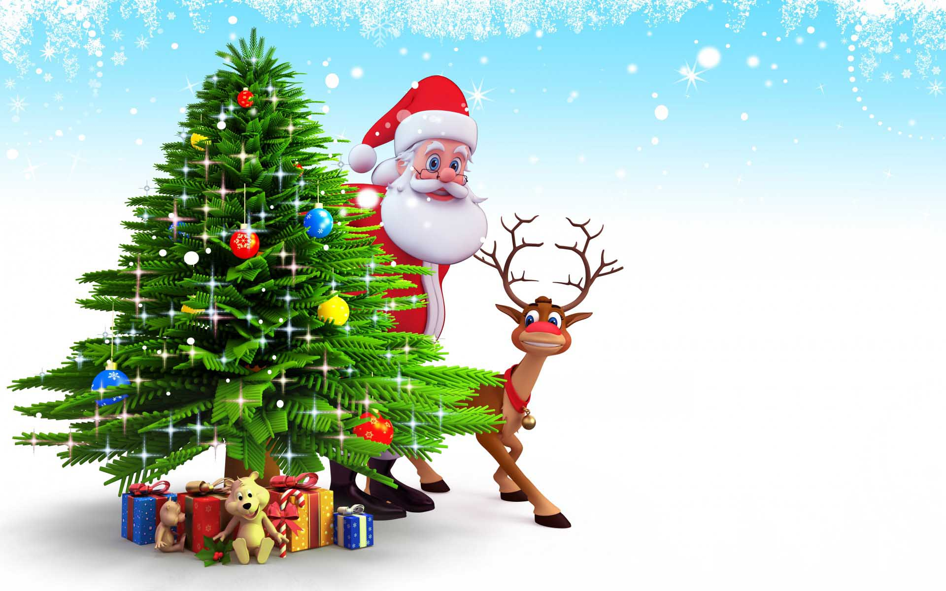 3d Christmas Wallpapers Top Free 3d Christmas Backgrounds Wallpaperaccess