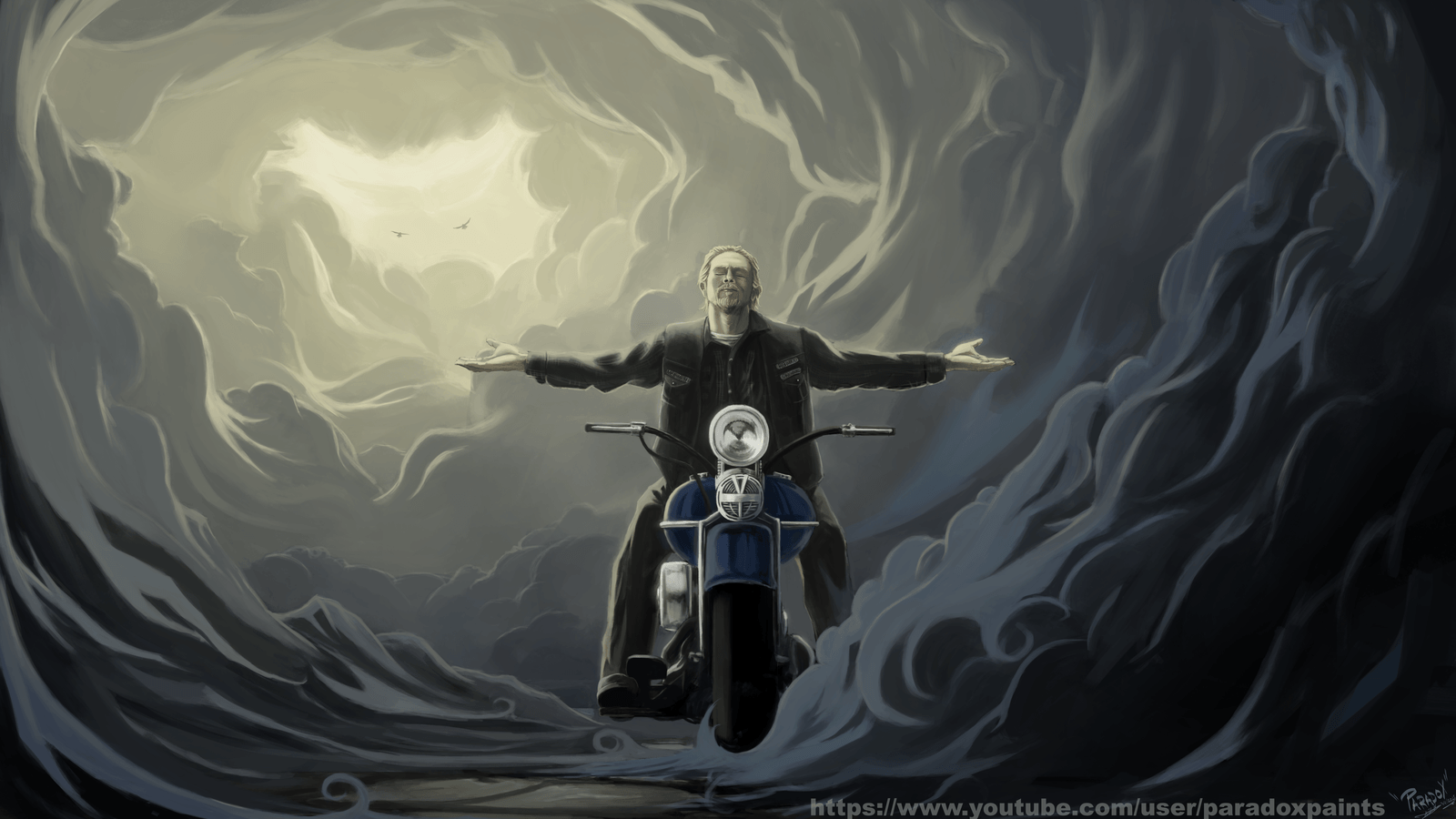 26 Best Free Jax Teller Wallpapers: Bikes On Sons Of Anarchy Wallpapers