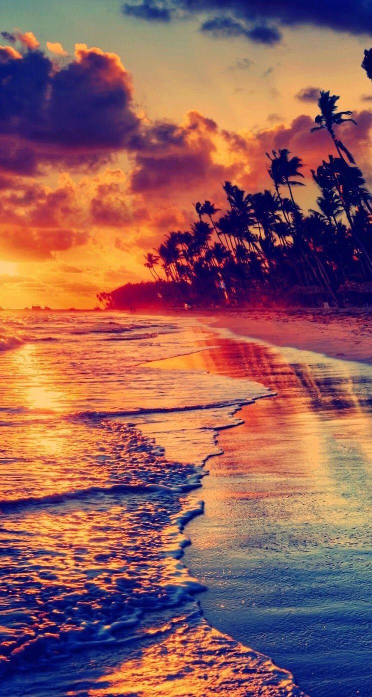 Beach Phone Wallpapers Top Free Beach Phone Backgrounds Wallpaperaccess