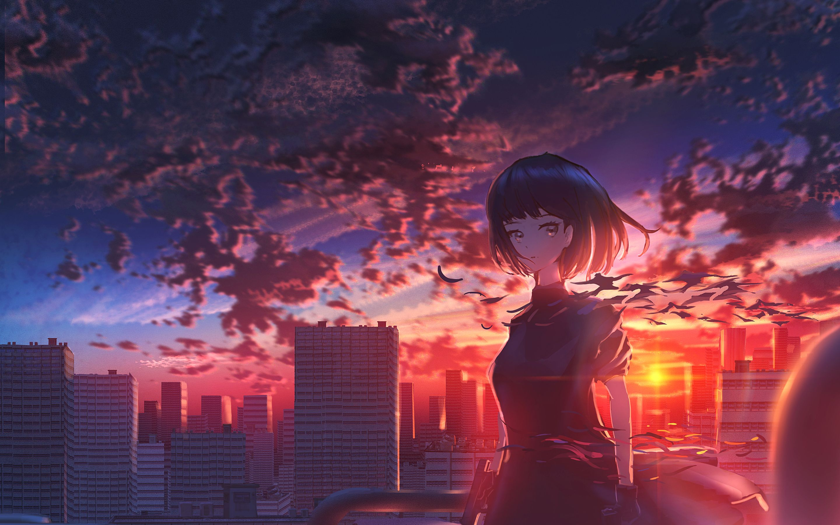 Anime Macbook Wallpapers Top Free Anime Macbook Backgrounds Wallpaperaccess