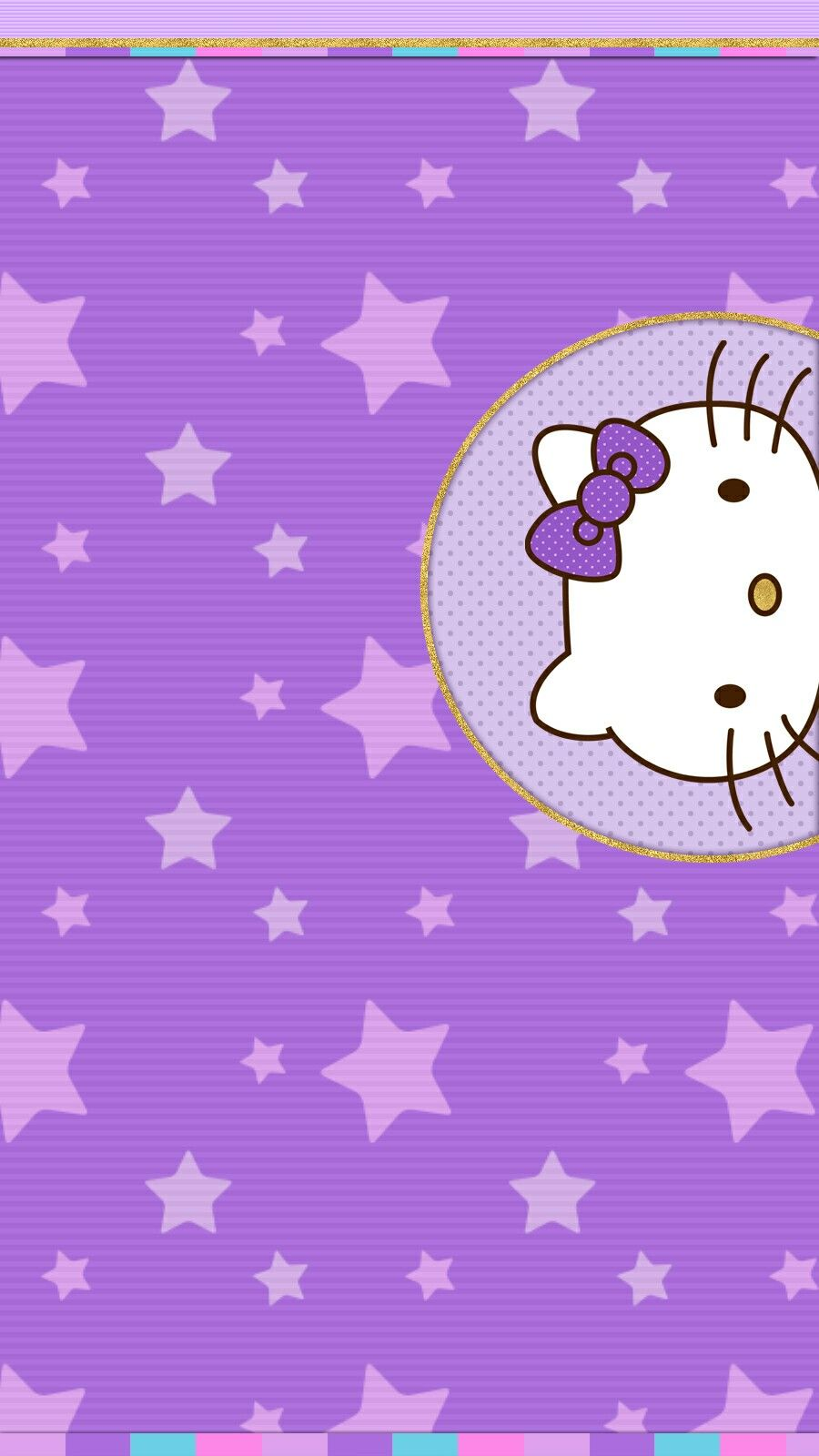 Purple Hello Kitty Desktop Wallpapers Top Free Purple Hello Kitty