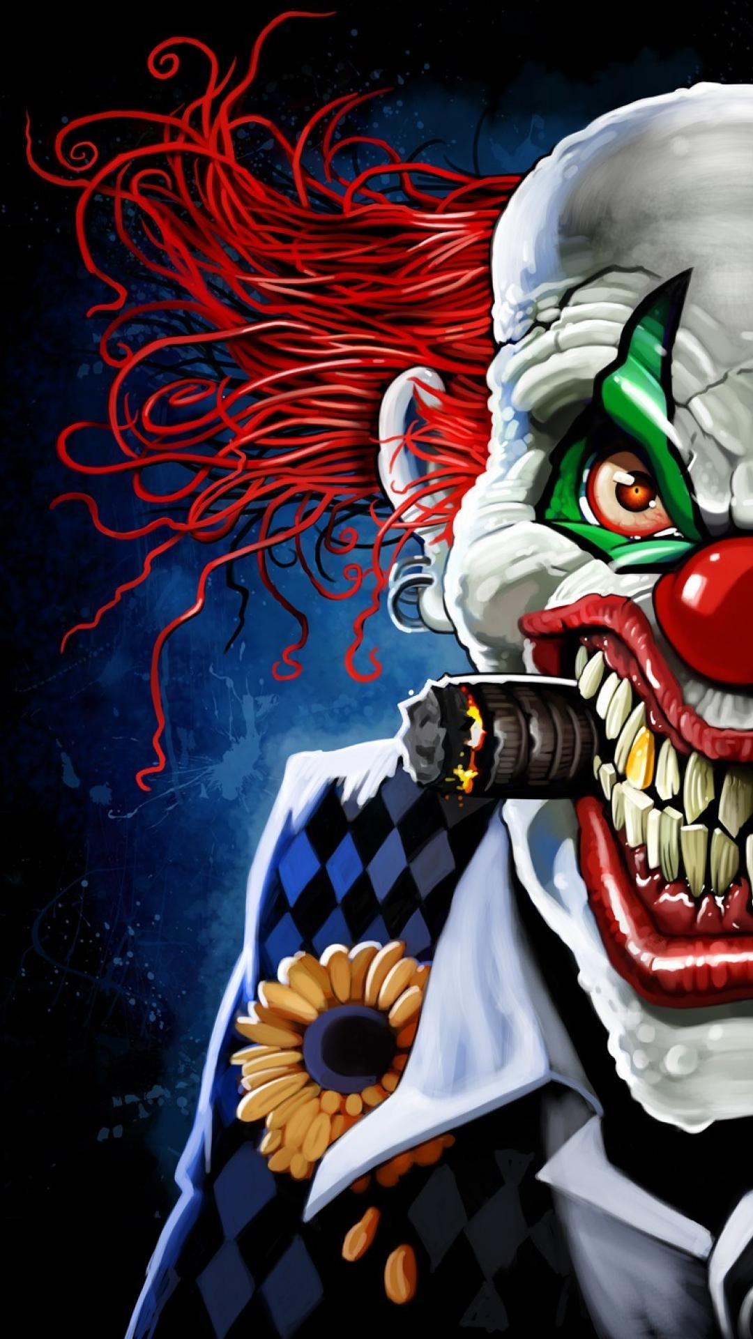 Clown Iphone Wallpapers Top Free Clown Iphone Backgrounds