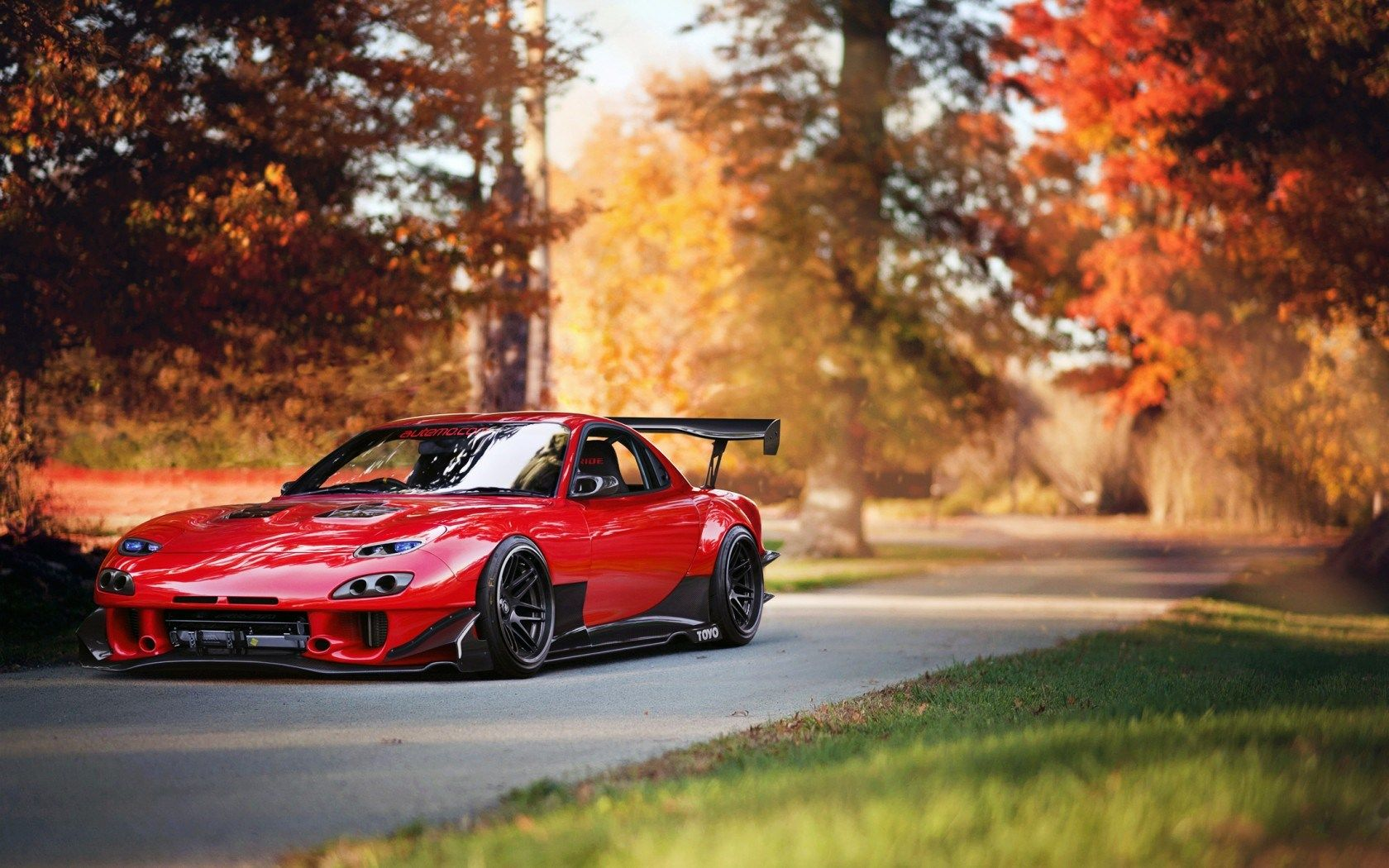 Rx7 Wallpapers Top Free Rx7 Backgrounds Wallpaperaccess