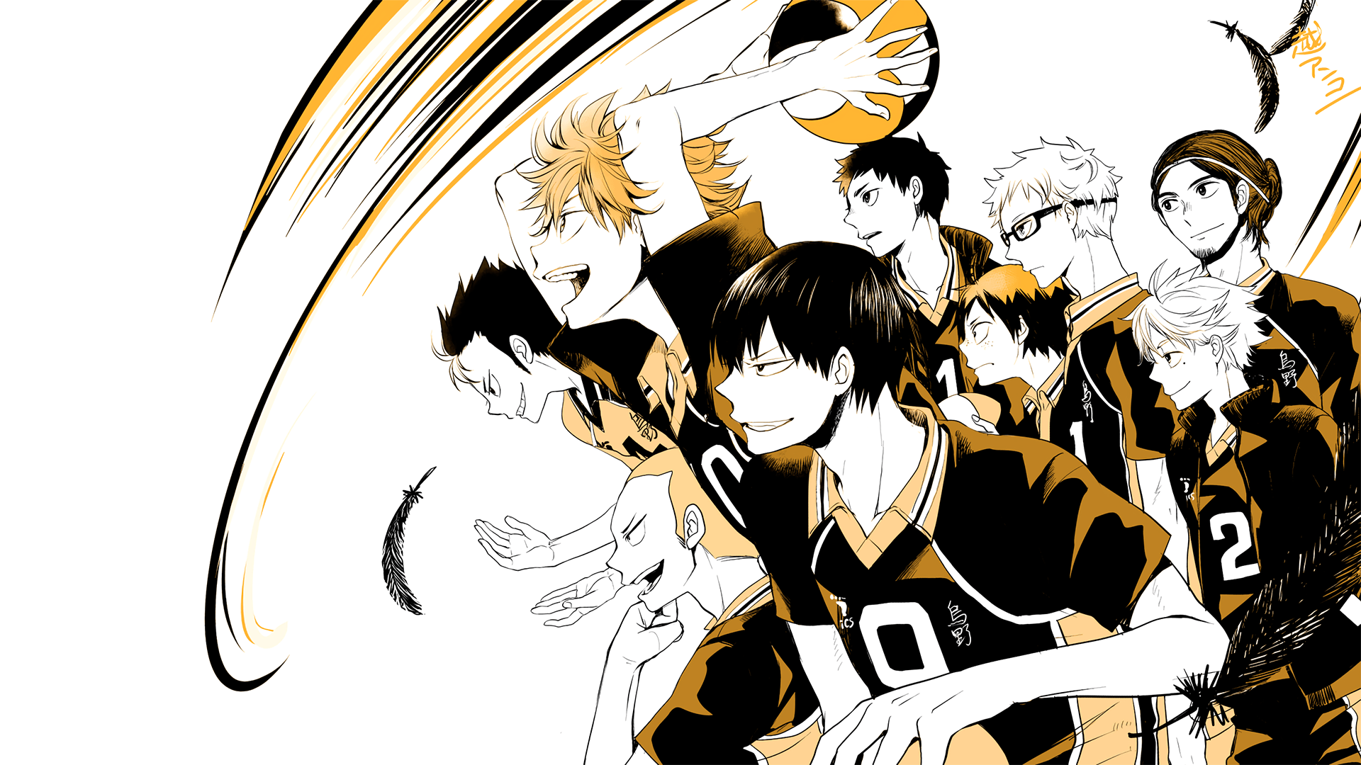 Haikyuu Wallpapers Top Free Haikyuu Backgrounds