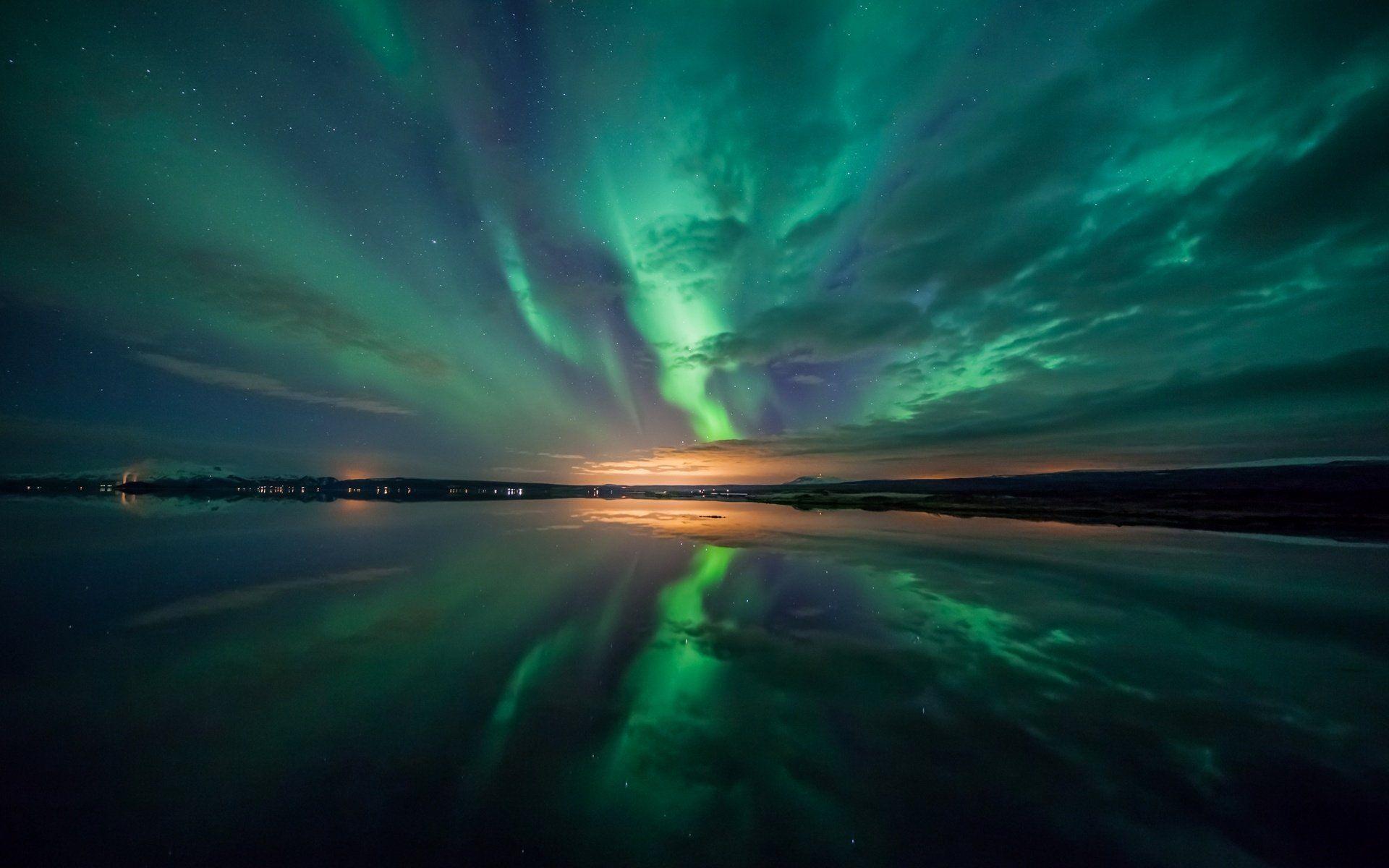 Aurora Borealis Wallpaper Moving