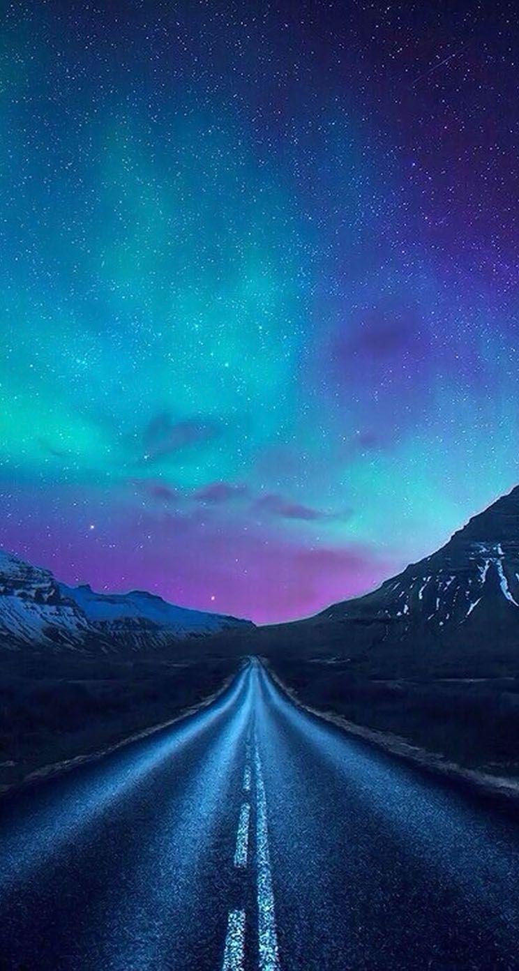 Aurora Iphone Wallpapers Top Free Aurora Iphone