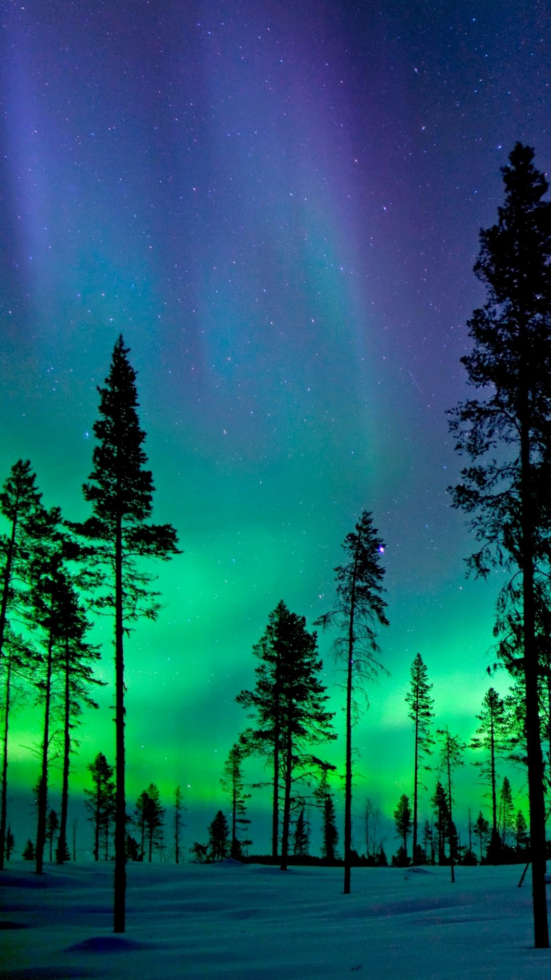 Aurora iPhone Wallpapers - Top Free Aurora iPhone ...
