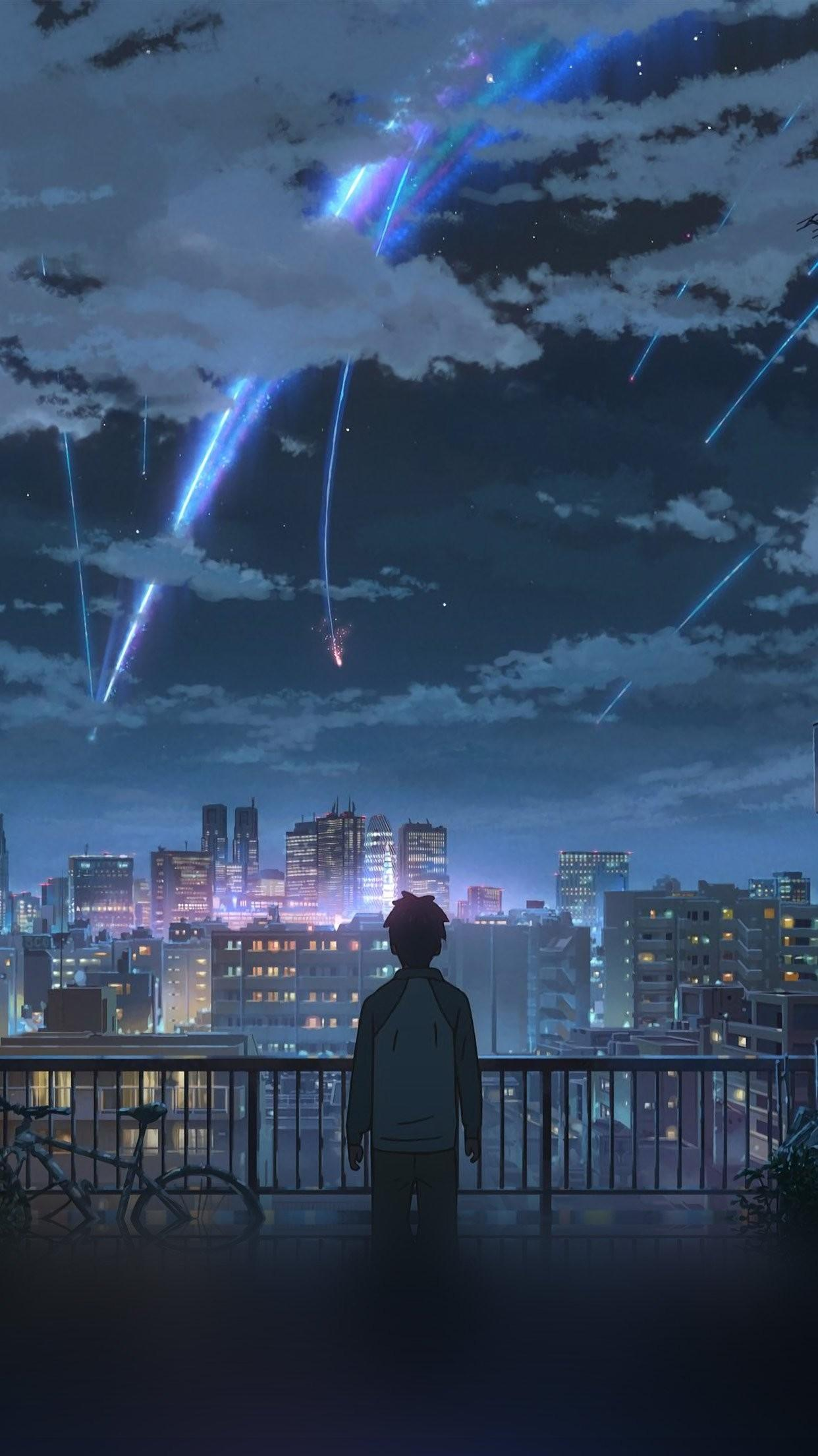 1242x2208 Hình nền Anime Aesthetic 90