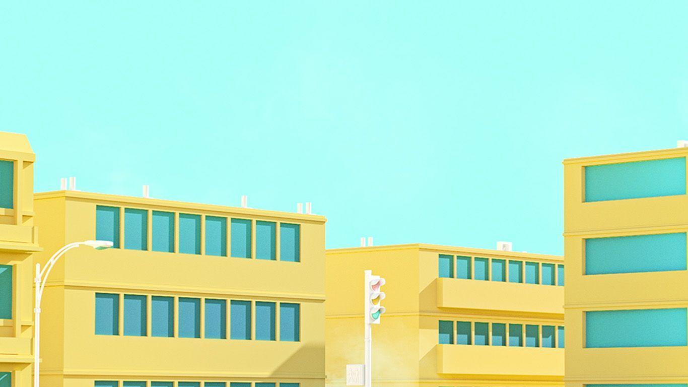 1366x768 Pink And Blue Anime - Hình nền 1366x768 - teahub.io
