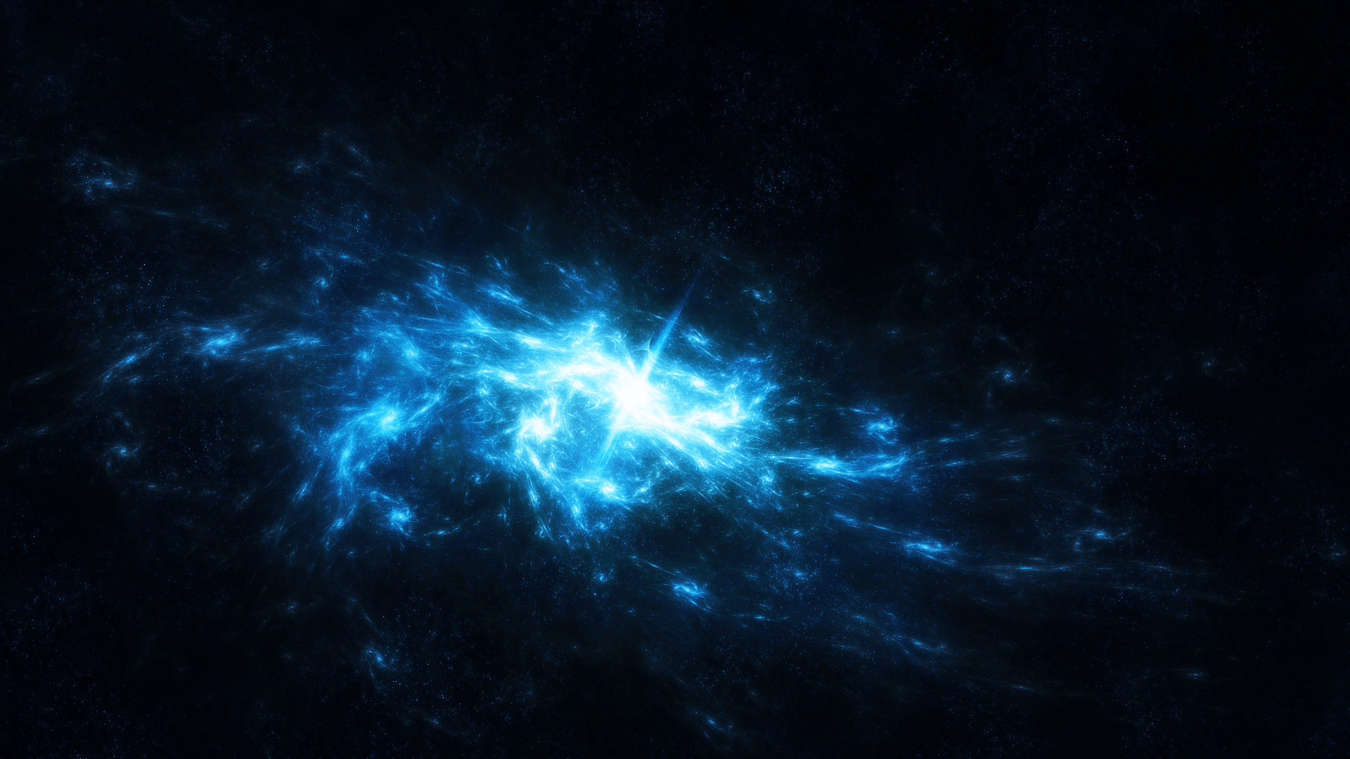 Blue Outer Space Wallpapers Top Free Blue Outer Space Backgrounds