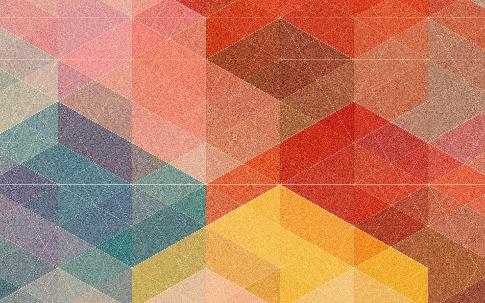 Free Colorful Geometric Wallpaper: Geometric Shapes Wallpapers
