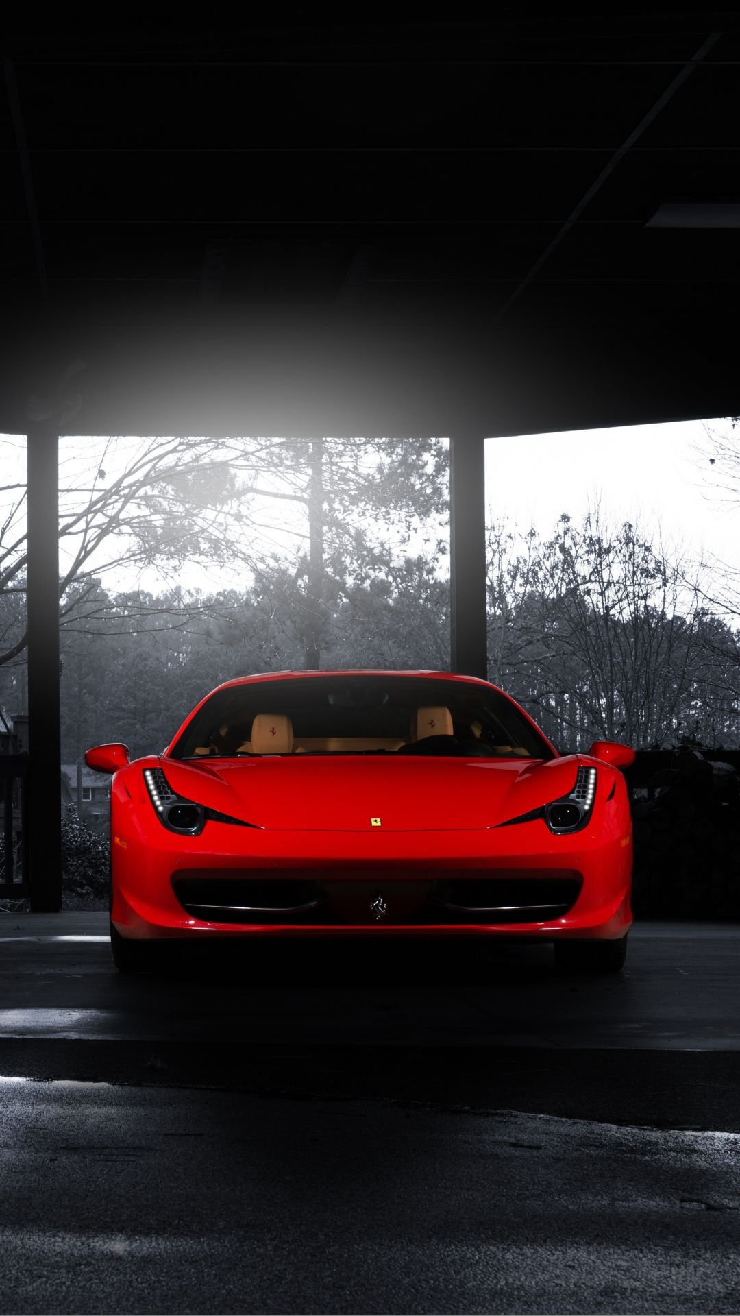 Ferrari Iphone Wallpapers Top Free Ferrari Iphone Backgrounds Wallpaperaccess