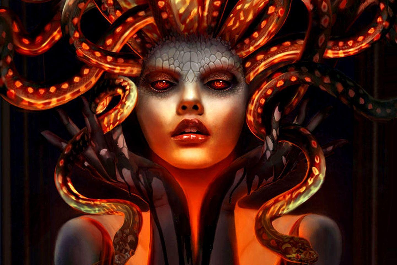 Medusa Hd Wallpapers Top Free Medusa Hd Backgrounds Wallpaperaccess