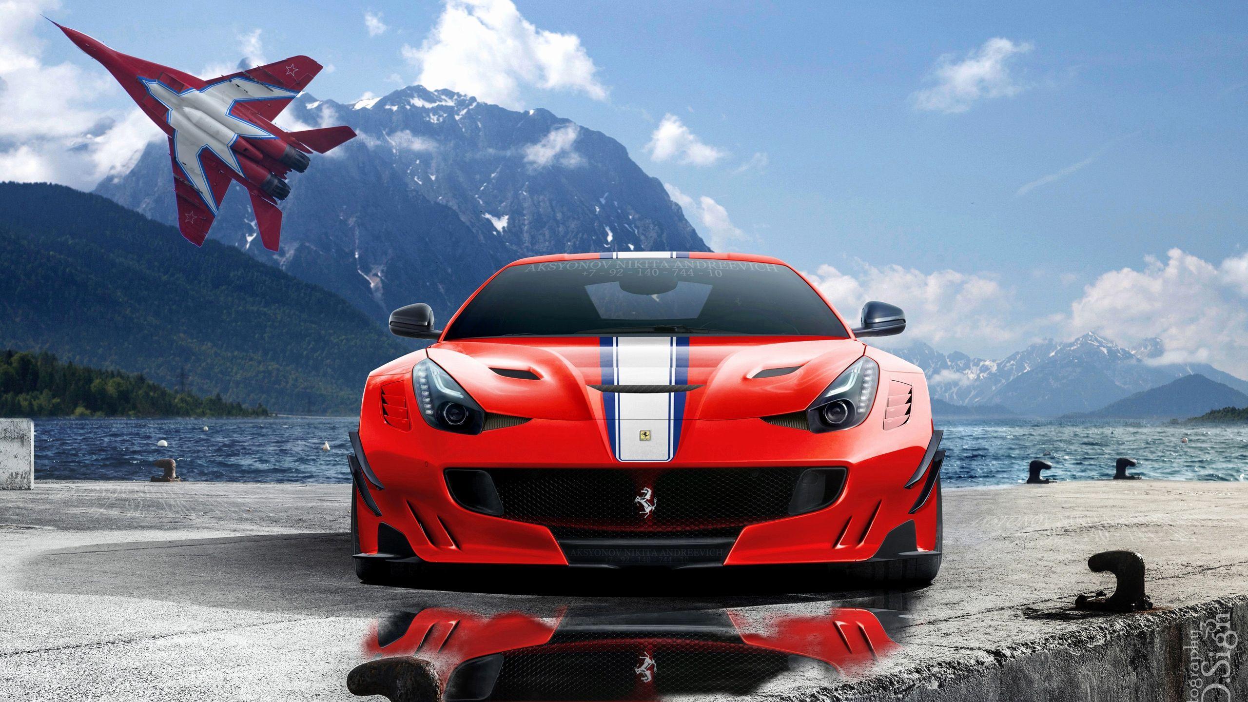 20+ Ferrari F40 Wallpaper 2560X1440  Pictures