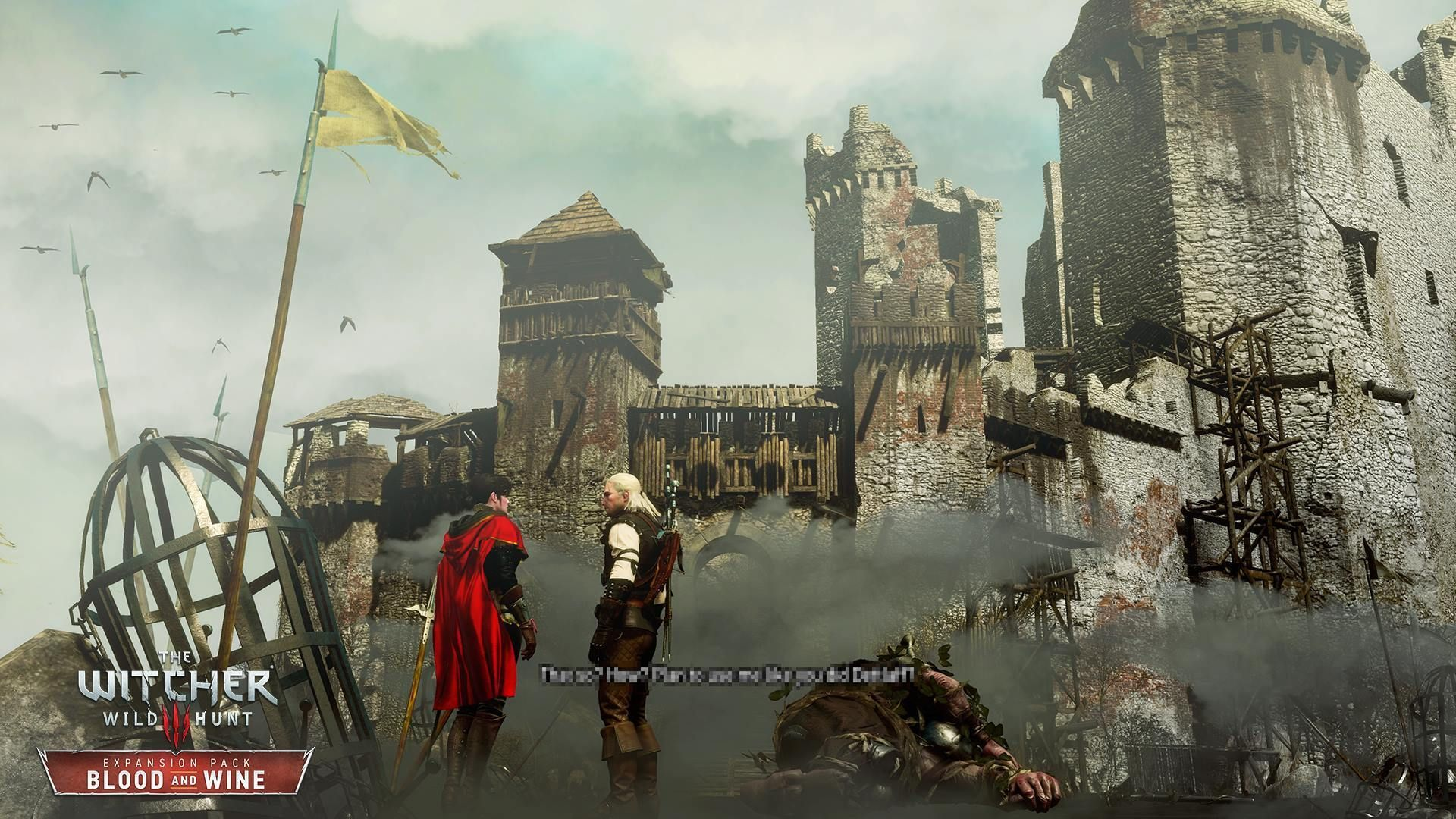 The Witcher Screenshot Wallpapers Album on