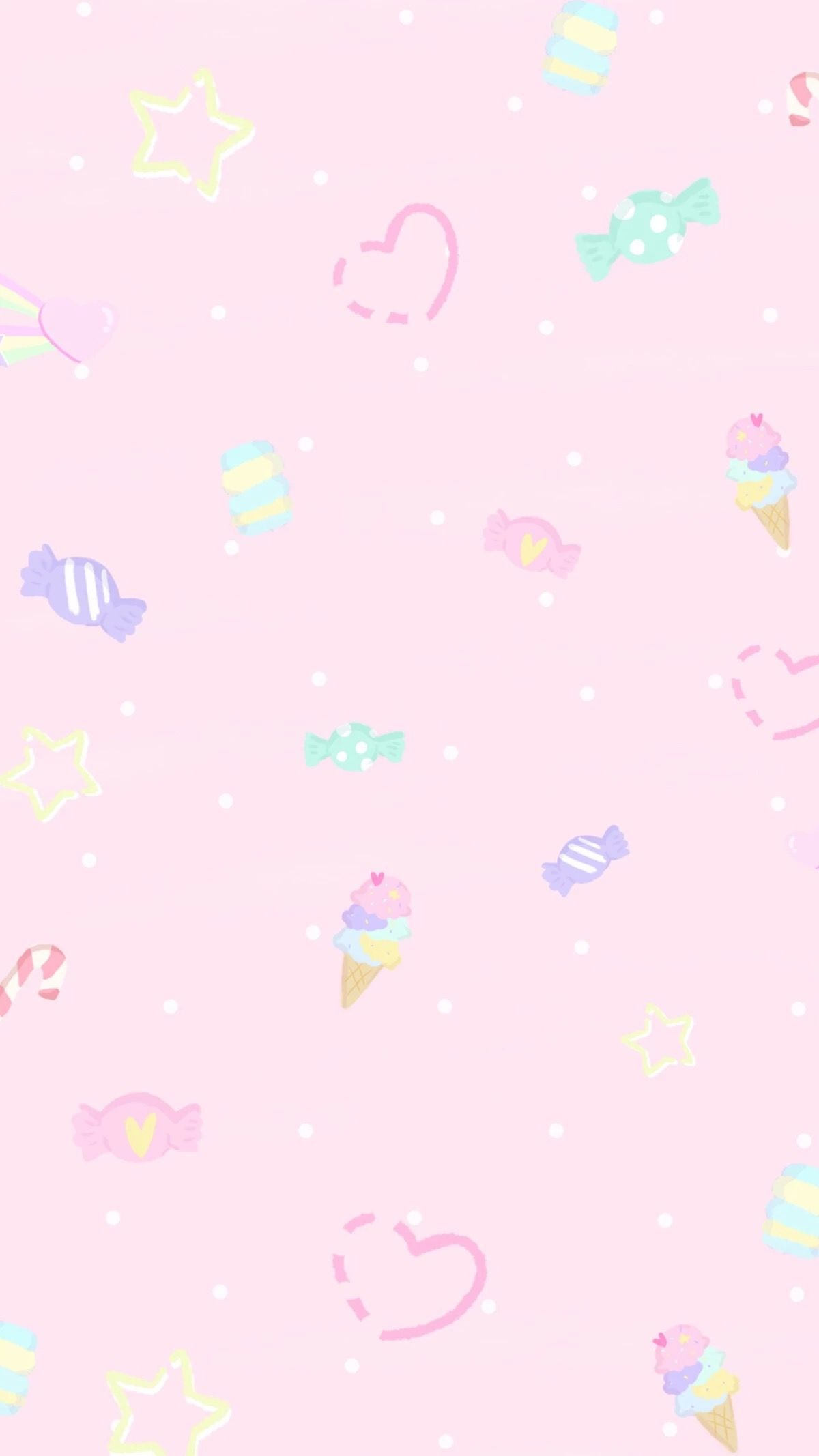 Kawaii pastel wallpapers top free kawaii pastel backgrounds wallpaperaccess - Pastel cute wallpaper ...