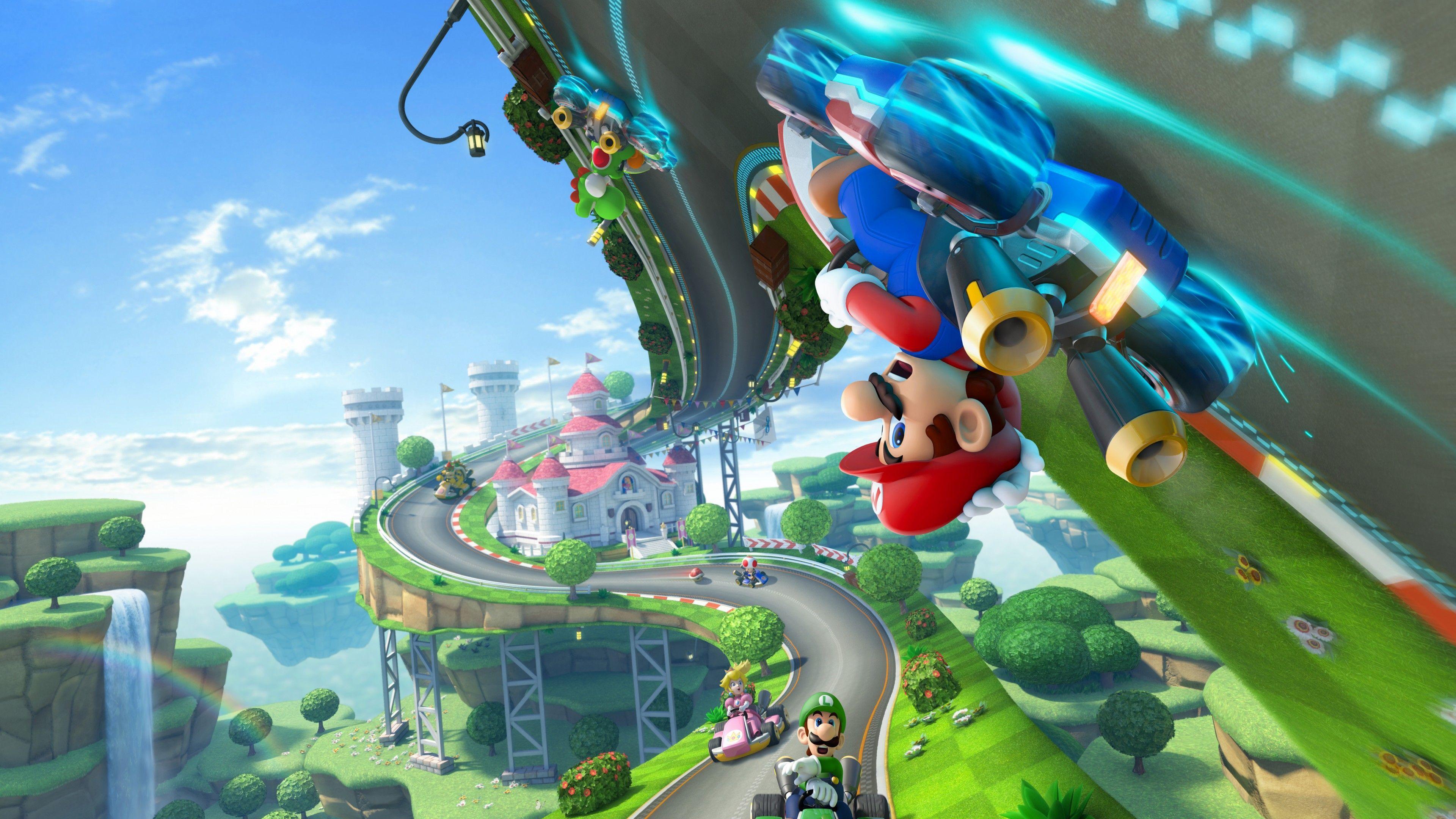 Nintendo 4k Wallpapers Top Free Nintendo 4k Backgrounds