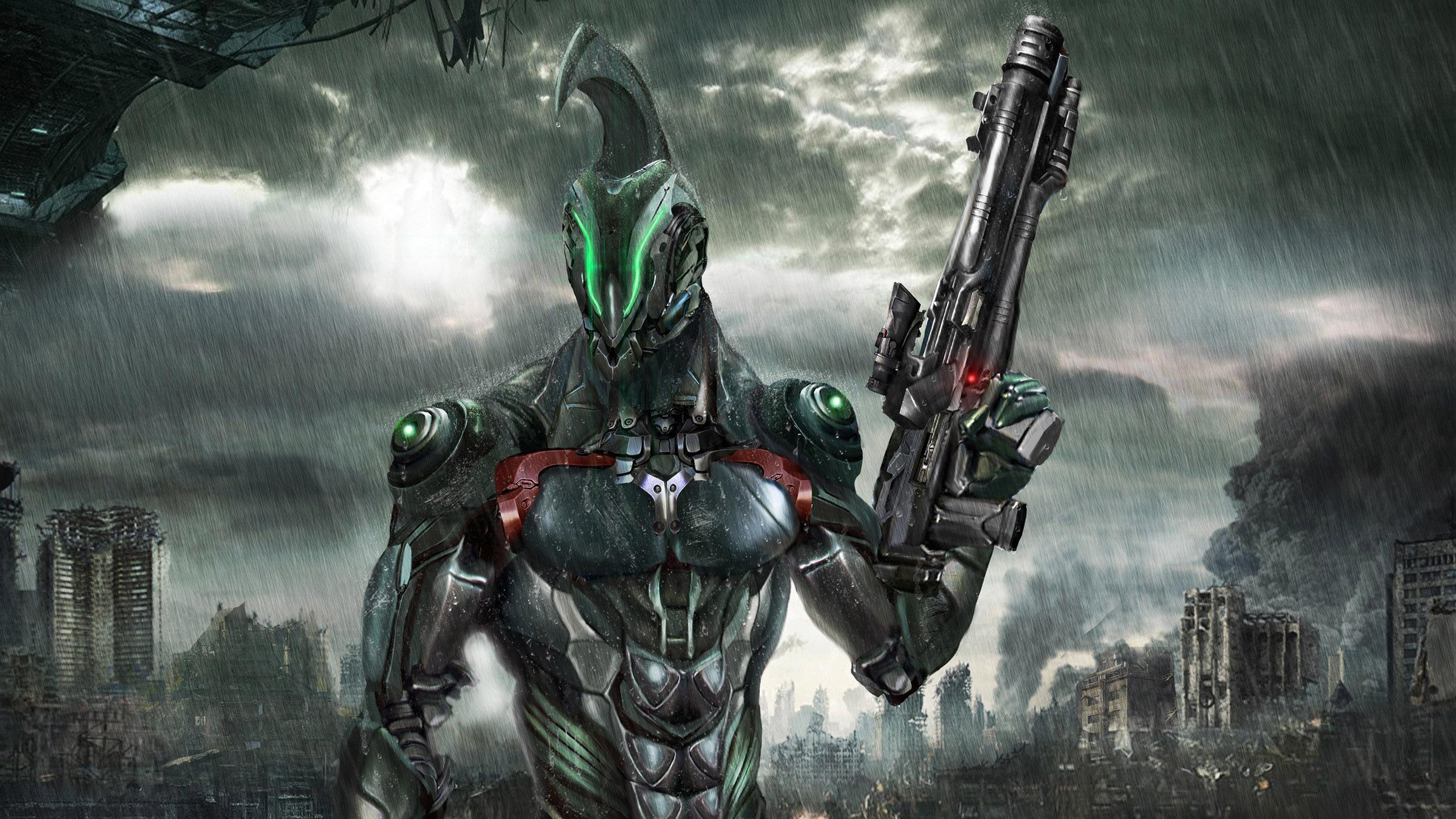 Robot Warrior Wallpapers Top Free Robot Warrior Backgrounds