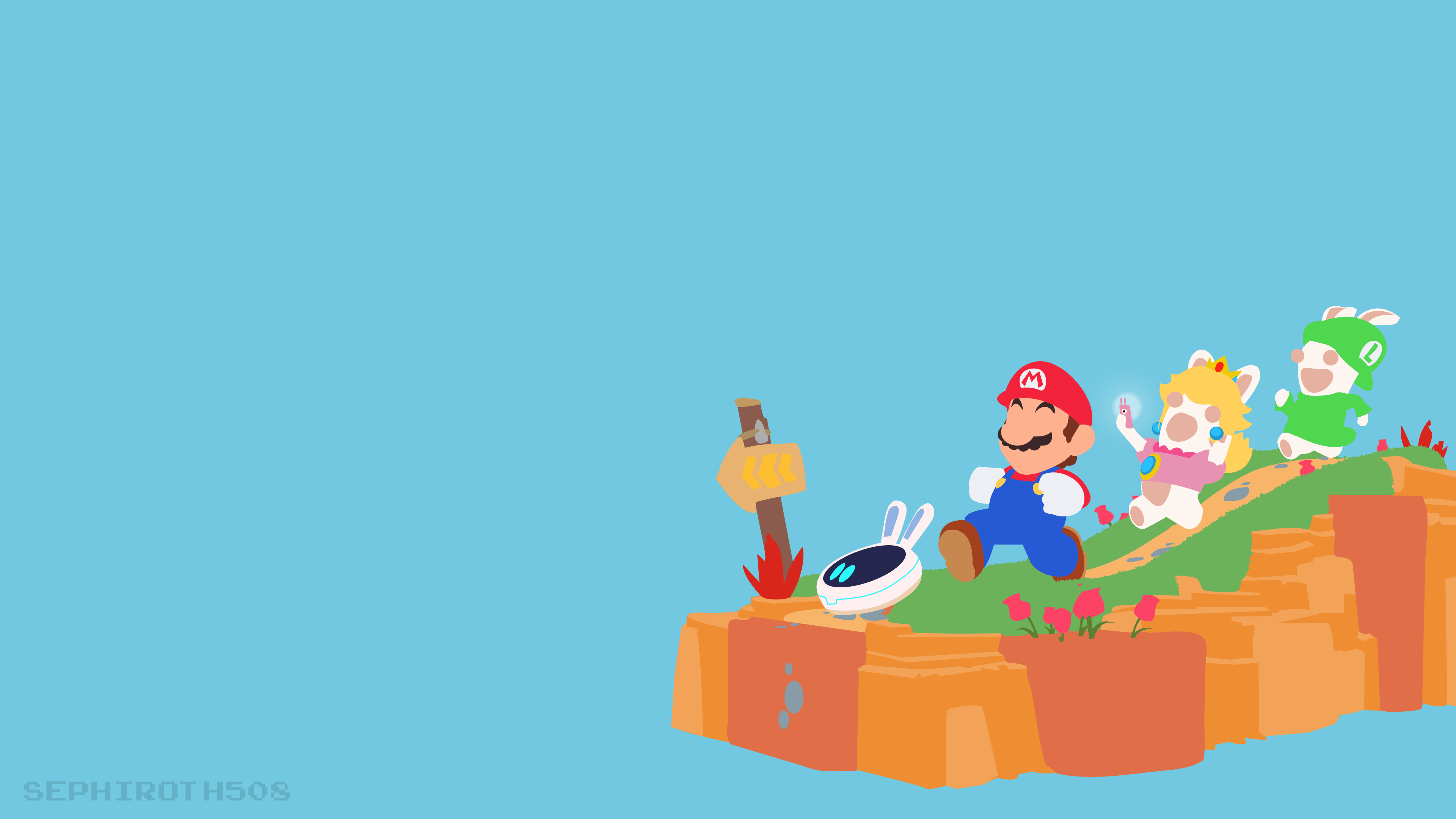 Nintendo 4k Wallpapers Top Free Nintendo 4k Backgrounds