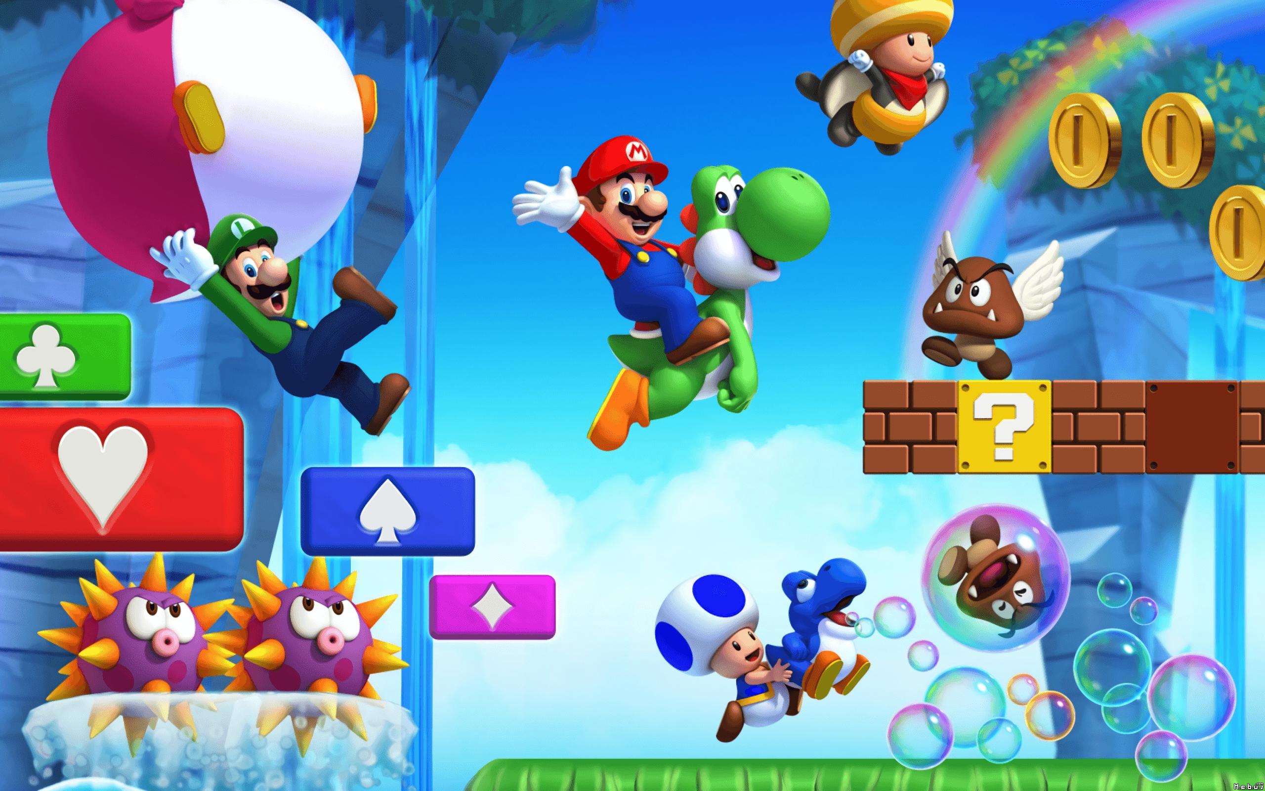 Super Mario Galaxy Wallpaper Laptop ✓ The Best HD Wallpaper