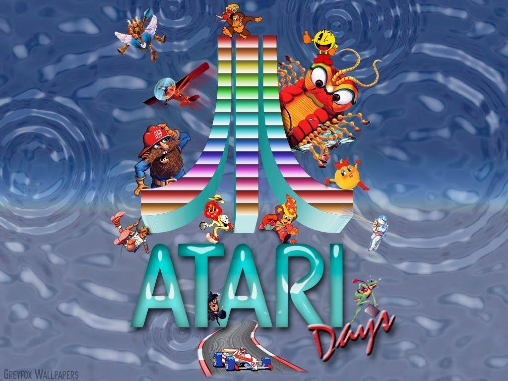 Atari Wallpapers - Top Free Atari Backgrounds - WallpaperAccess