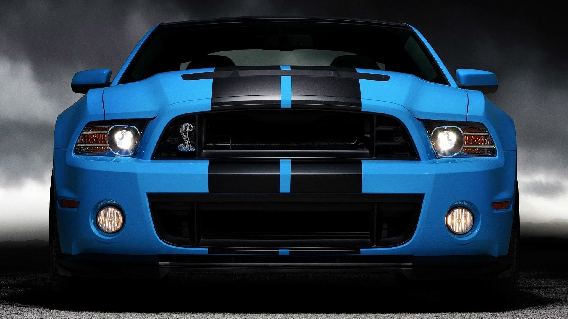 Ford Mustang Blue Laptop Wallpapers Top Free Ford Mustang Blue