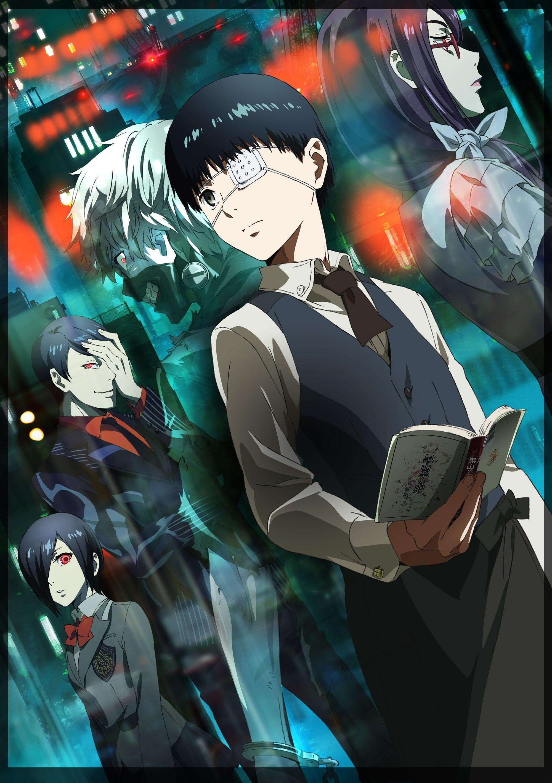 2000x2839 Tokyo Ghoul Rize Kaneki Wallpaper HD Full Character cho điện thoại di động
