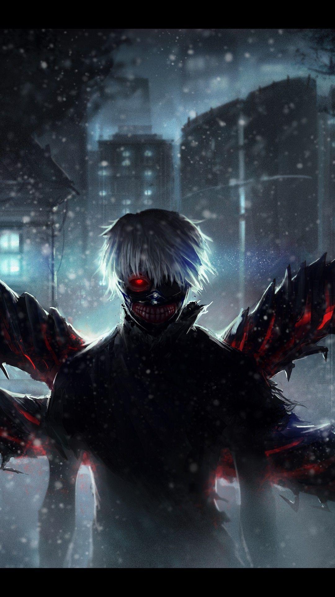 Tokyo Ghoul iPhone Wallpapers - Top Free Tokyo Ghoul ...