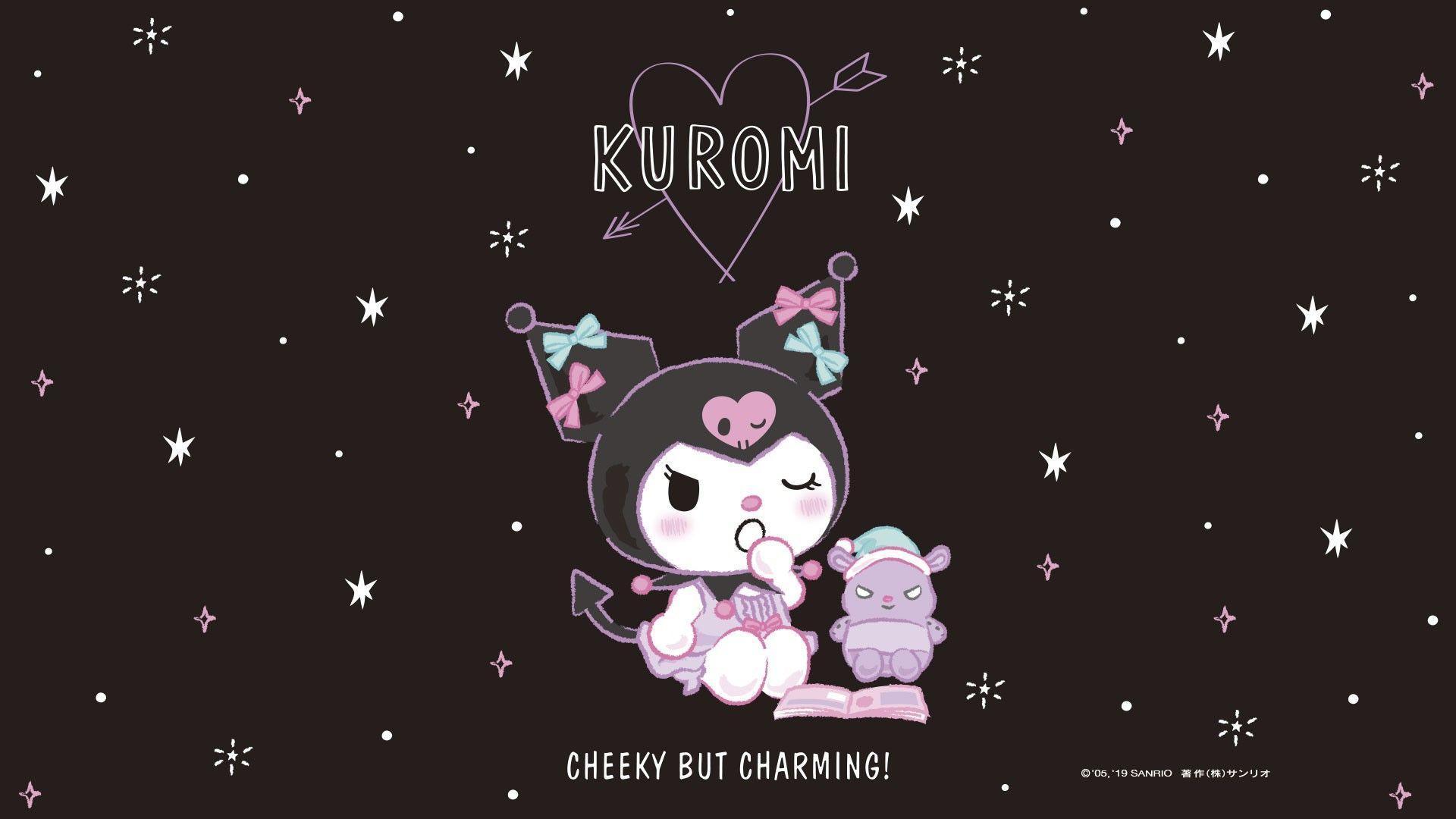 Films en vf ou vostfr et bien sûr en hd. Kuromi Desktop Wallpapers - Top Free Kuromi Desktop ...