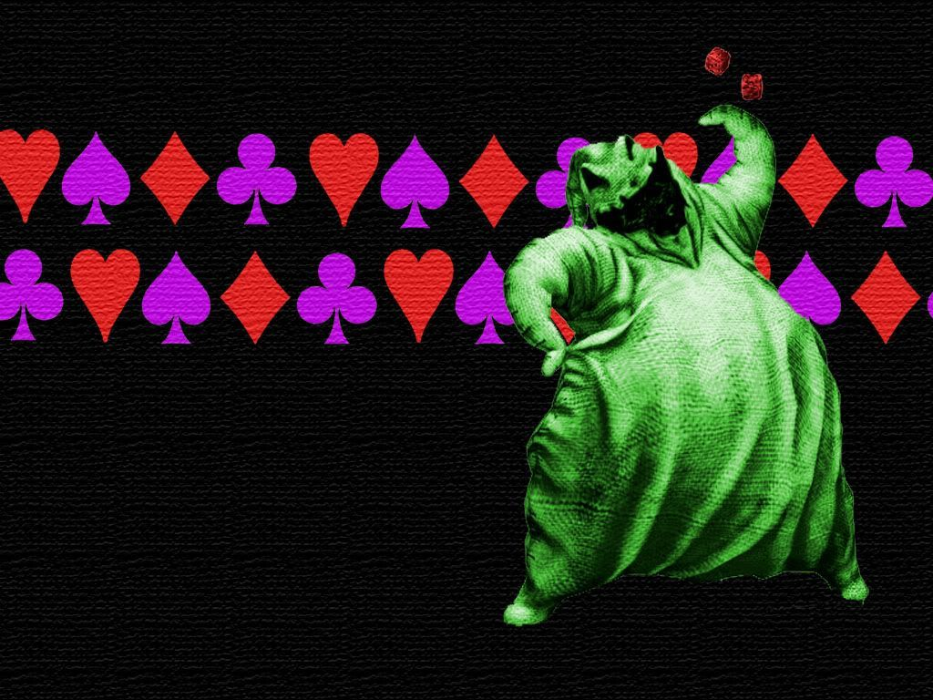 Oogie Boogie Wallpapers Top Free Oogie Boogie Backgrounds Wallpaperaccess He is the infamous boogeyman, depicted as a. oogie boogie wallpapers top free