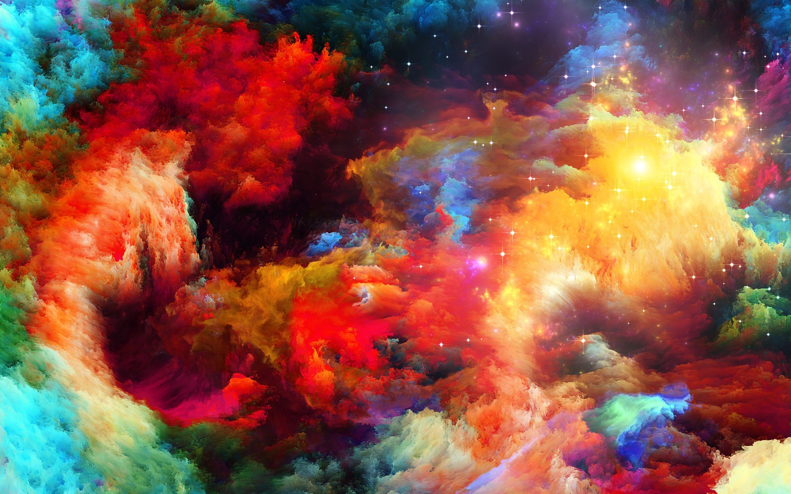 Rainbow Galaxy Wallpapers Top Free Rainbow Galaxy Backgrounds Wallpaperaccess