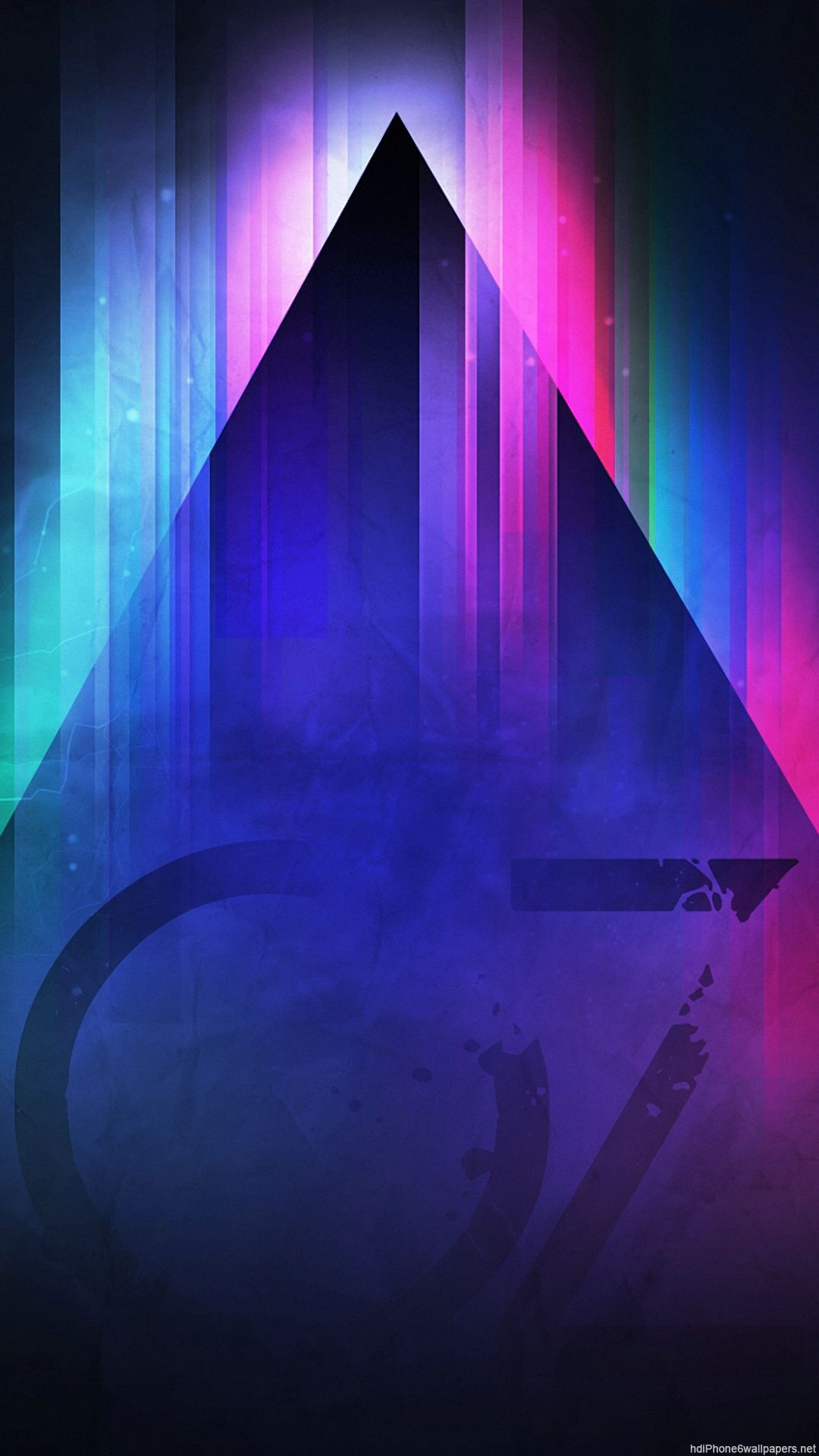 Rainbow Galaxy Wallpapers - Top Free Rainbow Galaxy ...